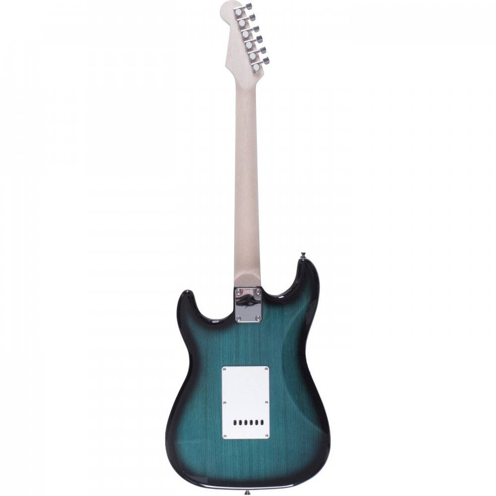 Madison MEG-2BLS Blue Burst Elektro Gitar